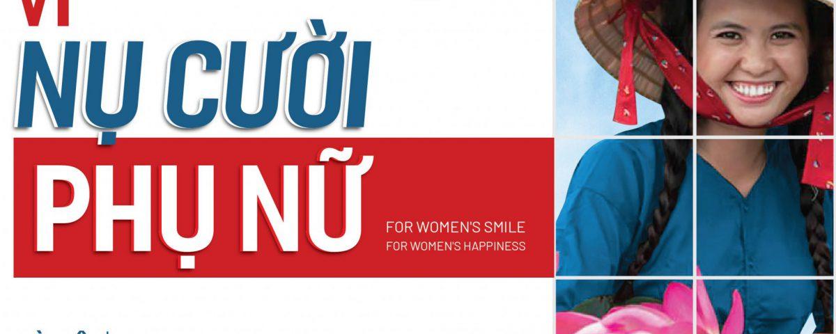 Vì nụ cười phụ nữ _ avatar